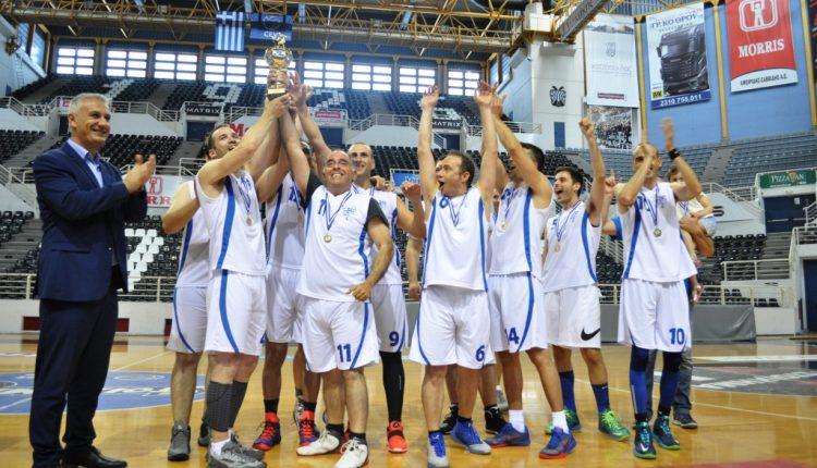 Κύπελλο Αεροπορίας: Νικήτρια η ομάδα του Χορτιάτη (1ο ΚΕΠ)